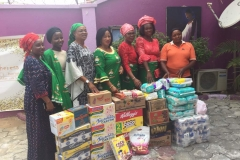 SPOUSES GIFT TO THE MOTHERLESS BABIES
